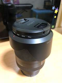 Sony FE 24-240mm F3.5-6.3 (price reduced to sell)