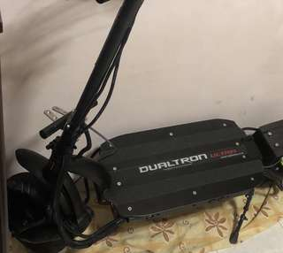 Dualtron Ultra frame with controller