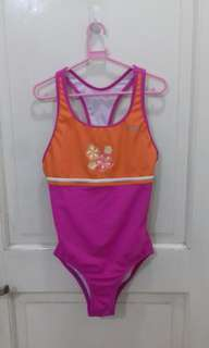 Authentic Speedo Girl's Bathing Suit