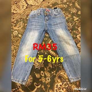 Poney Long Trouser