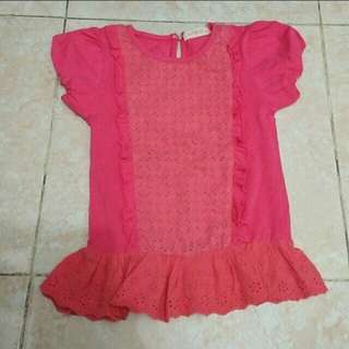 Baju fashion (3th-4th)