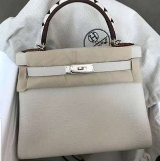 NEW HERMES LIMITED ED KELLY 28 CRAIE AU GALLOP TOGO PHW