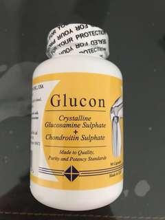 Glucon glucosamine Sulphate 90 tablets