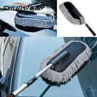 Telescopic Car and Home Cleaning Duster Brush
