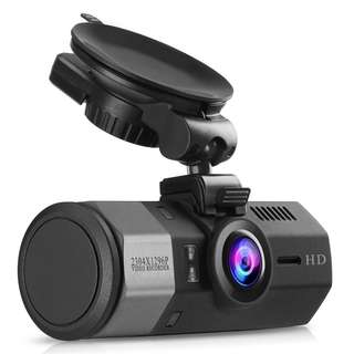 598. BUIEJDOG Car Dash Cam 1.5 Inch Full HD 1296P
