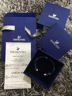 Authentic Swarovski bangle
