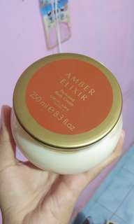 Perfumed Body Cream Oriflame Amber Elixir