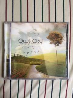 Owl City - All Things Bright and Beautiful Album