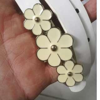 Women Flowering belt 2