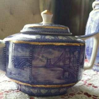Teapot ringtons