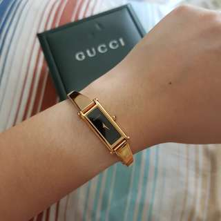 GUCCI WATCH (Rosegold)