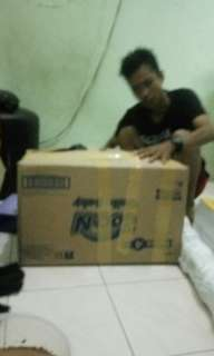 Siap Kirim ke Cirebon, Paket Es Kepal Milo
