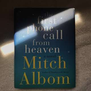(Hard Bound) Mitch Albom - First Phone Call from Heaven