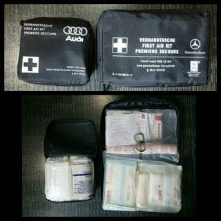 Mercedes & Audi First Aid Kit