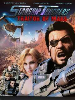 Starship Troopers- DVD