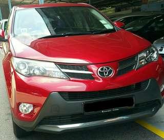 Toyota RAV4 2.0L Premium