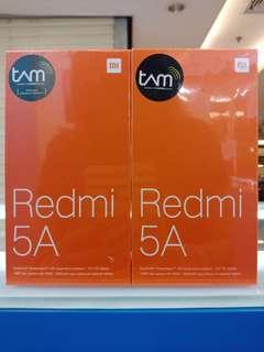 XIAOMI REDMI 5A RESMI KREDIT Dp 400rbu