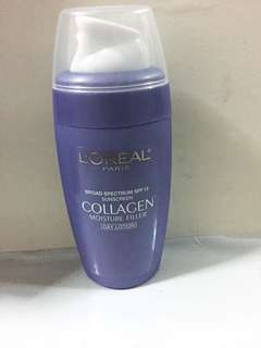 L'Oréal collagen moisture filler day lotion 60ml