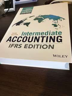 Brand New Intermediate Accounting IFRS Third Edition