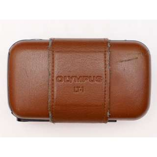 olympus lt-1 皮革定焦隨身機