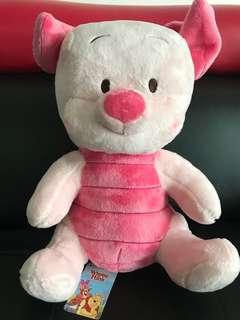 Piglet jumbo push toy