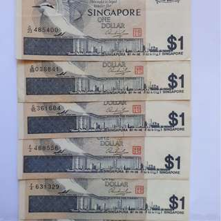 $1 Currency