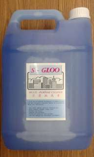 S-GlOO Multipurpose Cleaner- 5litres