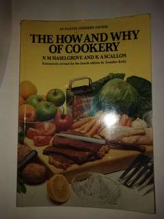 The How and Why of Cookery