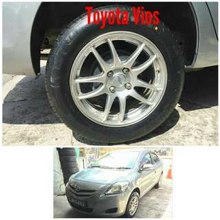 Tyre 185/65 R15 Membat on Toyota Vios 🐕 Super Offer 🙋‍♂️