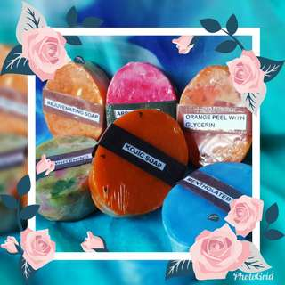 Whitening Soaps for Sale