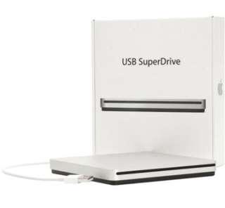 🚚 Apple USB SuperDrive
