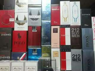 PERFUMES FOR LESS