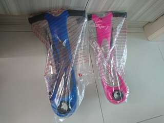 Brand New Globber Scooter Seats Pink and Blue