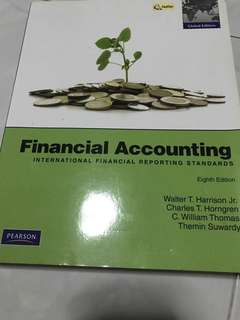Financial Accounting: International Financial Reporting Standards - 8th Edition
