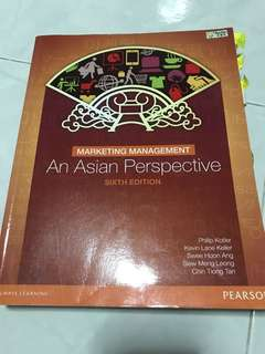 Marketing Management: An Asian Perspective- 6th Edition