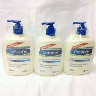 Cetaphil BUY 1 TAKE 1 Gentle Cleansing Antibacterial