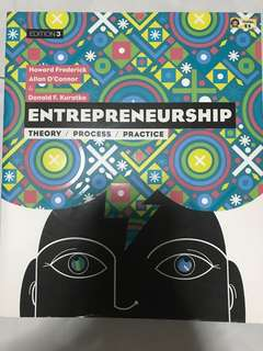 Entrepreneurship - Edition 3