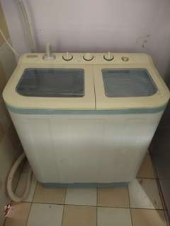 Washing Machine- semi auto