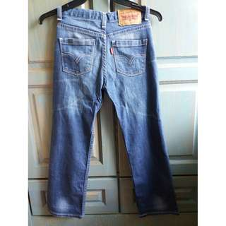 Levi Strauss & Co Jeans (Children: Size 8)