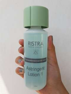 Ristra Astringent Lotion 1