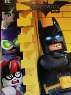 The Lego Batman - DVD
