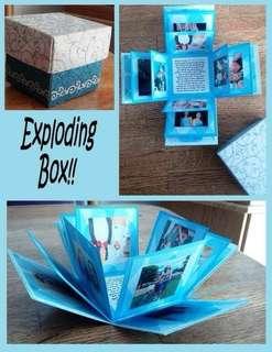 Exploding Box