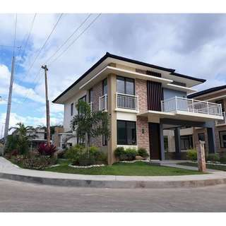 New RFO House & Lot For Sale At Sunvalley Estates Antipolo City (Near Gate 2)