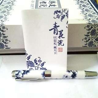 Tengda Ceramic Porcelain Ball Pen