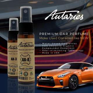 Autaries - Make Car Smell New!