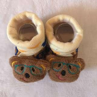Spring Time Baby Socks