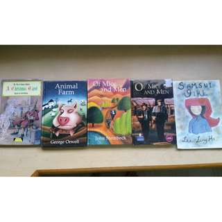 Children literature books