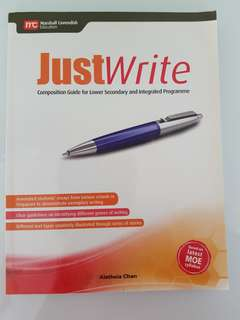 Just Write Composition Guide for Lower Sec & IP  by Aletheia Chan