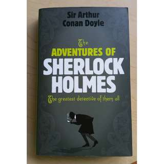 The adventure of Sherlock Holmes - The greatest detective of them all