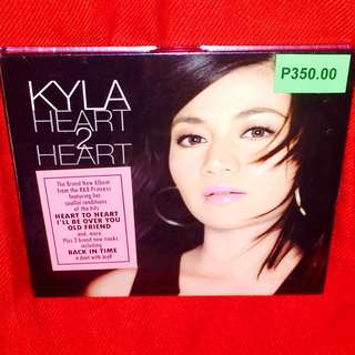Kyla	-	Heart to Heart (with bonus tracks) CD